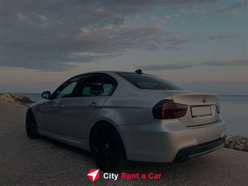City Rent A Car Golden-Sands Bulgaria BMW320