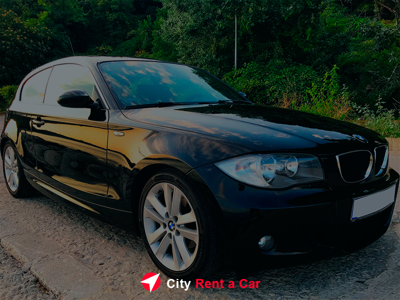 City Rent A Car Varna Bulgaria BMW118