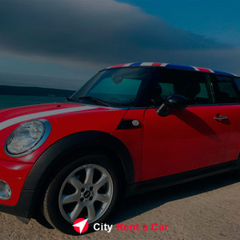 City Rent A Car Varna Bulgaria MiniCooper