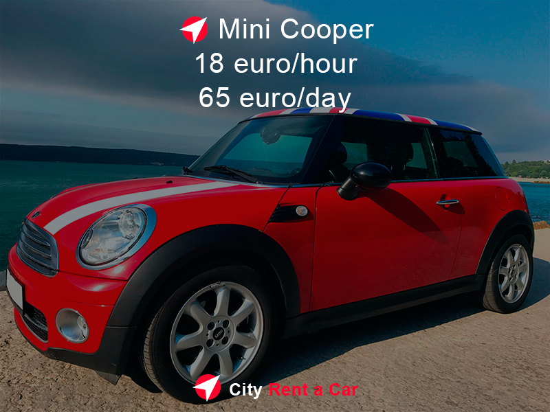 Rent Mini Cooper in Varna