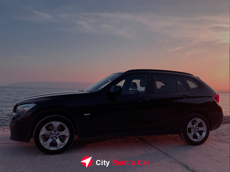 Rent BMW X1 in Sunny Beach