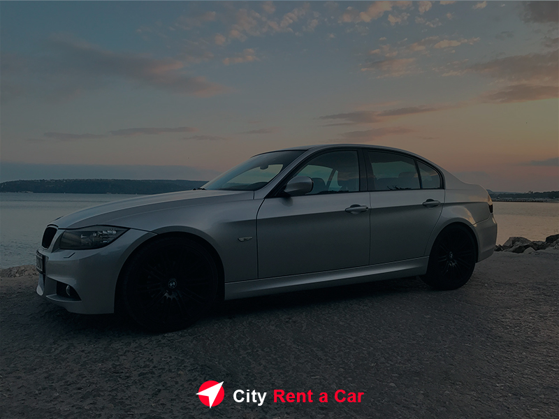 City Rent A Car BMW320 Wedding Varna