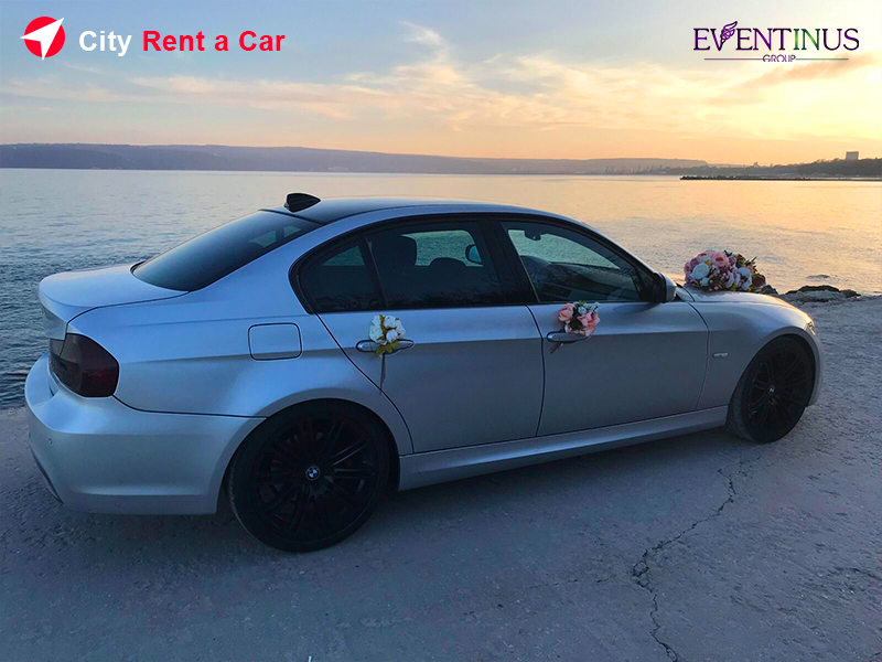 City Rent A Car for Wedding Sunny Beach