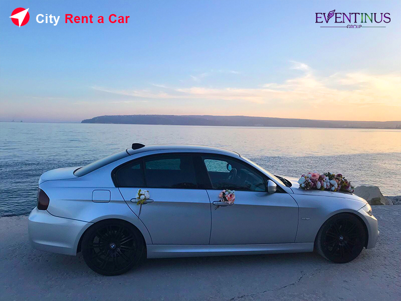 City Rent A Car for Wedding Sofia