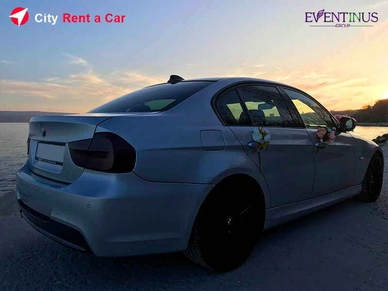 City Rent A Car for Wedding Varna