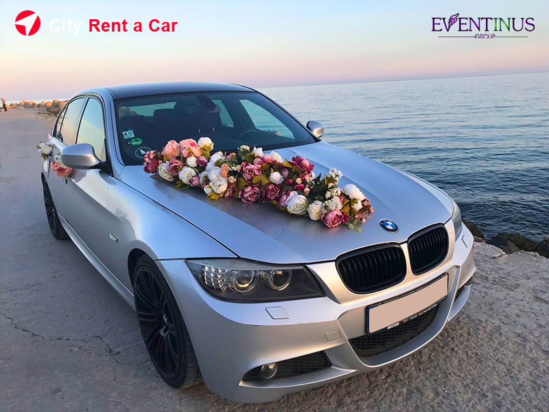 City Rent A Car for Wedding