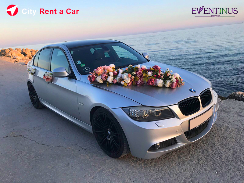 City Rent A Car for Wedding Golden Sands