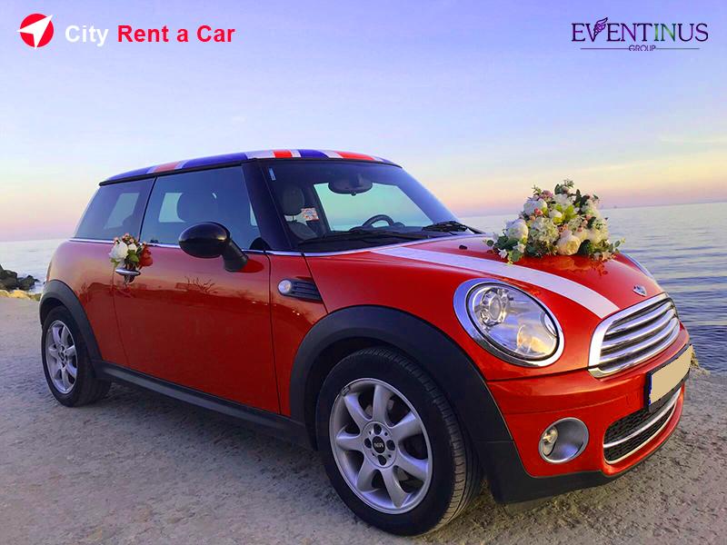 Car Rental for Wedding Varna