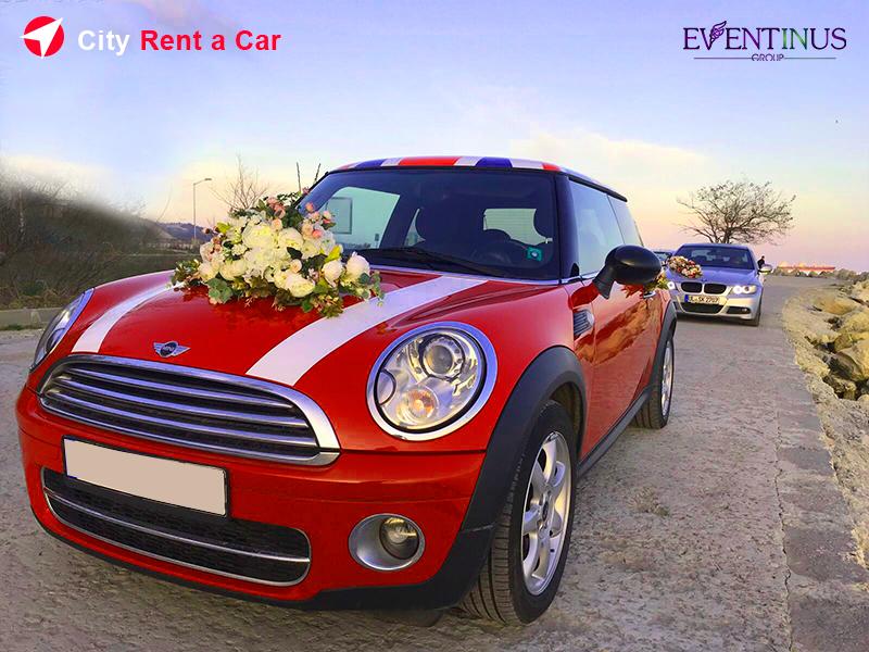 Rent Mini Cooper Varna