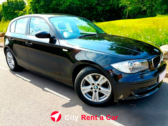 Rent A Car BMW Varna