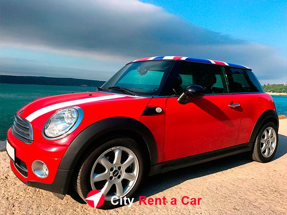 Rent A Car Golden Sands