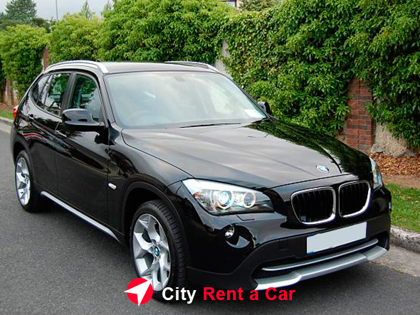 Rent A Car in Varna BMW X1