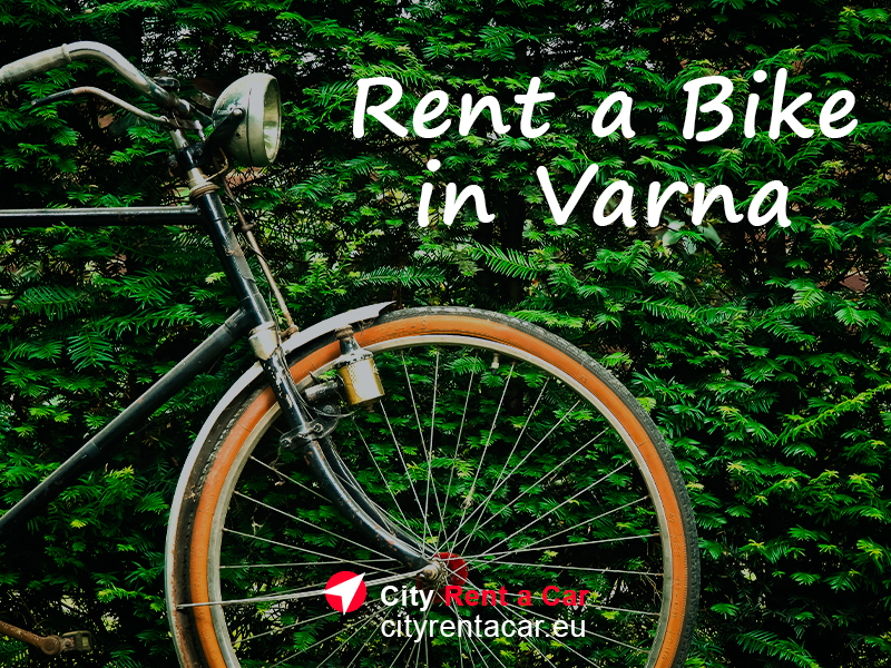 Rent A Bike in Varna