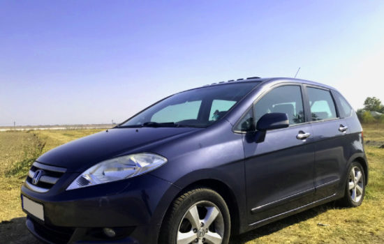 rent a car honda fr-v varna golden sands
