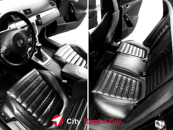 City Rent A Car VW Passat Combi