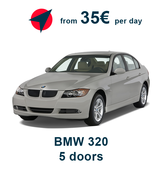 BMW 320 Rent A Car