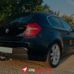 City Rent A Car Golden-Sands Bulgaria BMW118