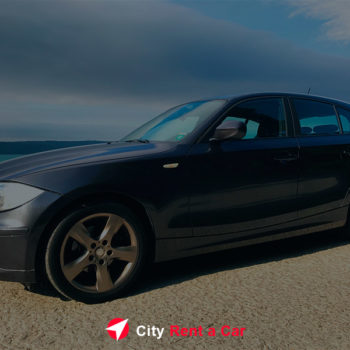 City Rent A Car Golden Sands Bulgaria BMW1