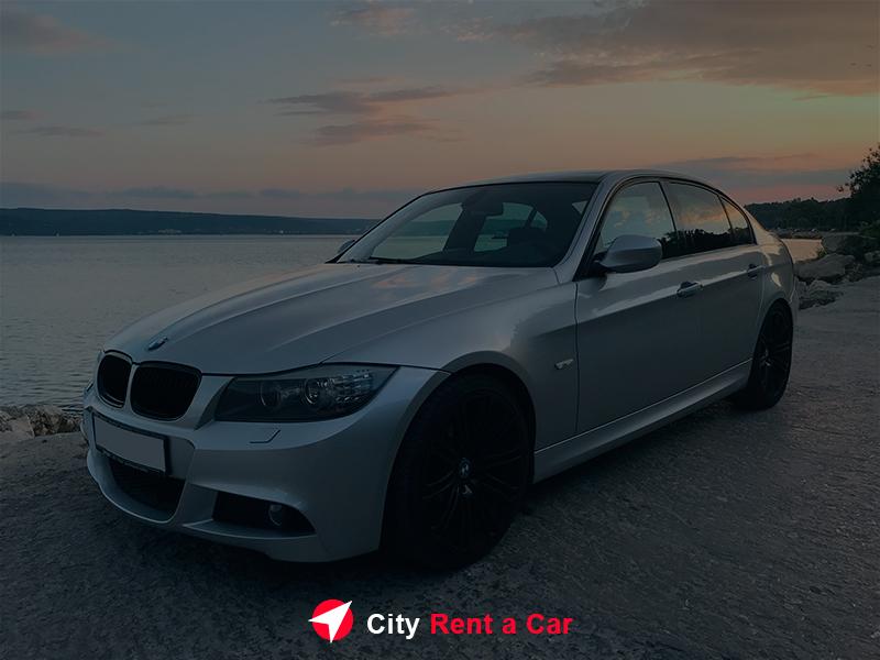 City Rent A Car Varna Bulgaria BMW320