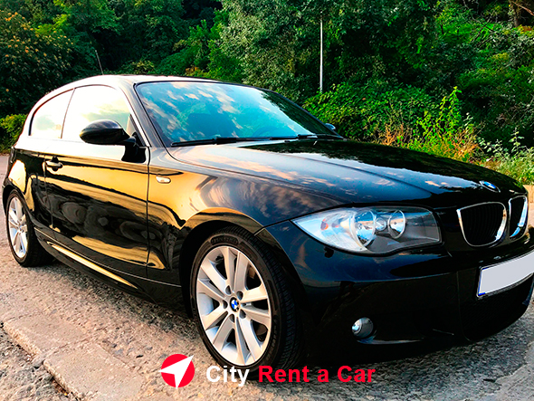 Rent BMW in Golden Sands