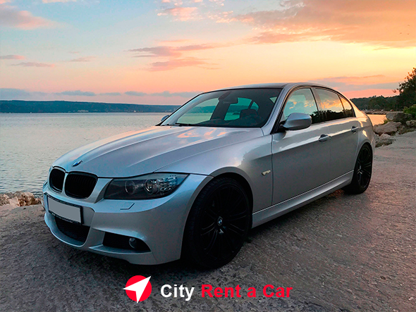 Rent A Car BMW Golden Sands