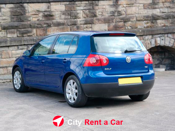 Rent a Car in Golden Sands