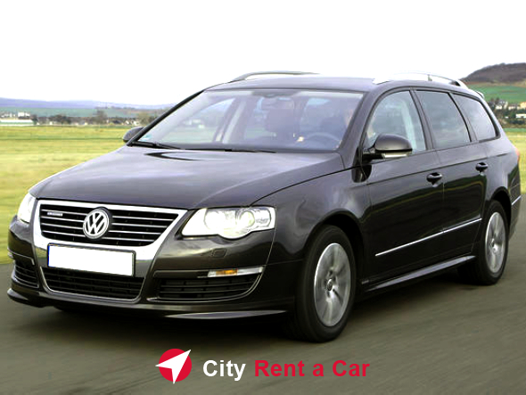 City Rent A Car VW Passat Combi